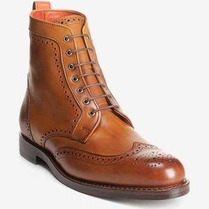 Allen Edmonds Dalton WingTip Boots